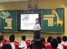 碧海揚帆視頻展臺打破常規英語教學,帶動全新教學模式