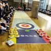 模擬仿真冰壺球訓練教具|工廠直售冰壺|冰雪進校園優惠