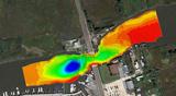 提供水下地形测量,水下查漏堵漏,水工结构检测,库容测量大坝清淤等项目