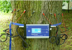 德國Angus Electronic品牌  PiCUS TreeTronic樹木電阻抗斷層畫像診斷裝置