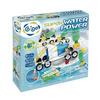 gigo智高科學實驗水力兒童玩具車氣壓水動拼裝玩具免運費真品