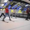 儿童滑雪体验机 江苏室内滑雪模拟器 儿童滑雪体验机厂家