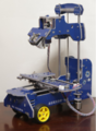 高校實訓載體移動式輪型機器人 震撼來襲
