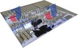 徐州君晟:JS-CJJ型槽系組合夾具模型