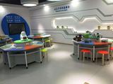 南师大小学创客教室配套产品 机器人设计与搭建区 足球对抗机器人