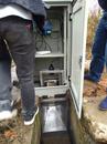 明渠流量监测系统/在线明渠流量监测站/中小河流明渠流量流速监测系统