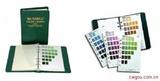 Munsell植物组织标准色卡