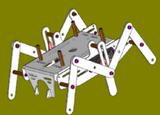 仿生六足机器人——基于Arduino开发平台V1.0