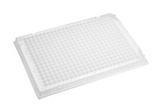 Axygen 384孔透明PCR板(无裙边) PCR-384-C