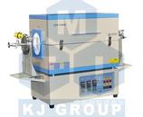 三温区带铰链式法兰管式炉 OTF--1200X--III-SHG