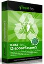 east-tec DisposeSecure 5 硬盘数据删除软件