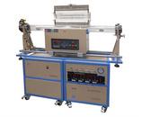 1200℃双管滑动式四通道混气CVD系统OTF-1200X-4-C4LV
