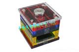 BR-M05B 透明注塑模拆装模具模型