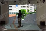 虚拟现实L型显示系统—Z-Lspace