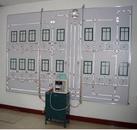 采暖系统模拟演示装置