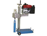 汽油驱动移动式钻孔取芯机