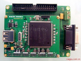 USB-AD-DA开发板 USB数据采集开发板 USB2.0数据采集