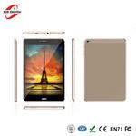 深圳MTK6797 7.85英寸十核雙卡雙待4G通話版安卓學生學習平板電腦2K高清屏
