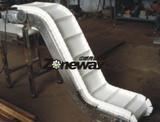 FSJ型工程塑料链板输送、提升机