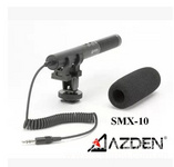 阿兹丹 AZDEN SMX-10单反相机录音立体声话筒麦克风