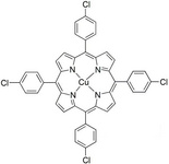 四对氯苯基铜卟啉16828-36-7