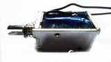 西安軍品定制廠家直銷保持式吸盤式旋轉式推拉式電磁鐵