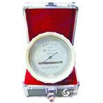 煤矿专用空盒气压表/矿井专用气压计