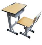 学生课桌椅规格升降单人课桌椅高度