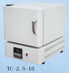 TC-2.5-10陶瓷纖維馬弗爐,節能纖維電阻爐
