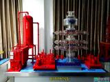 油气工程模型;钻采实训模型;井控模型;海上采油装备模型