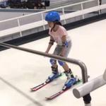 室內滑雪機 兒童訓練室內滑雪機 健身房室內滑雪機廠家