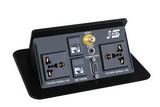 JS-555V多功能桌面插座 桌面信息盒