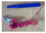 单线刺激电极