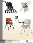 学校家具M16座椅
