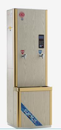 白橡木纹(黄金拉丝)连续式电开水器