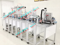 BR-MPS-8B型模块化柔性自动化生产实训系统 (八站式)