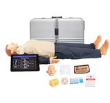 知能医学模型高级平板电脑心肺复苏模拟人(无线版)