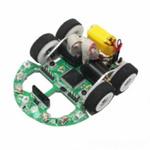 TQD- Micromouse- JZ 四驱嵌入式微型机器人