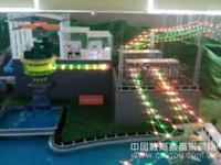 智能电网沙盘模型 工厂供配电沙盘