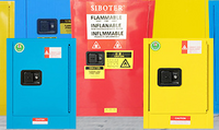 安全锁药品防爆柜 机械门锁防爆安全柜 学校实验室防爆柜
