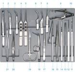 上海恒久丙种手术器械包 107件