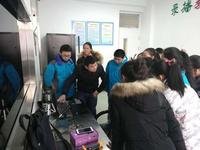 滕南中学拥抱互联网 教育创新迈出一大步