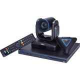 圆展高清视频会议终端EVC350多点内置MCU系列 兼容华为 宝利通 思科视频会议系统 远程视频会议系统 欢迎来电恰谈