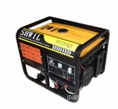 油田专用220A汽油发电电焊两用机