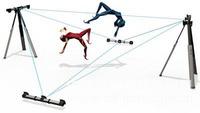 三维运动捕捉系统