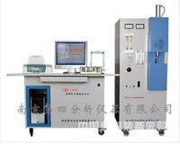 高频红外碳硫分析仪器 煤质检测仪 定碳定硫仪