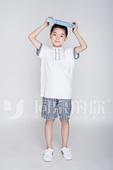 中小學夏季格子運動套裝