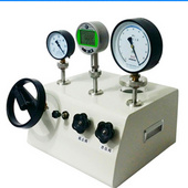 廠家直銷壓力校驗臺 箱體式手動液壓源