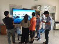 互视达品牌  交互式智能平板    [教学会议一体机] 电容触控 双向操作系统