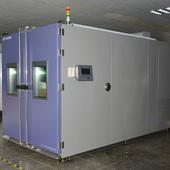 厂家供应步入式环境试验箱 恒温恒湿环境模拟试验箱 可非标定制 修改 本产品采购属于商业贸易行为